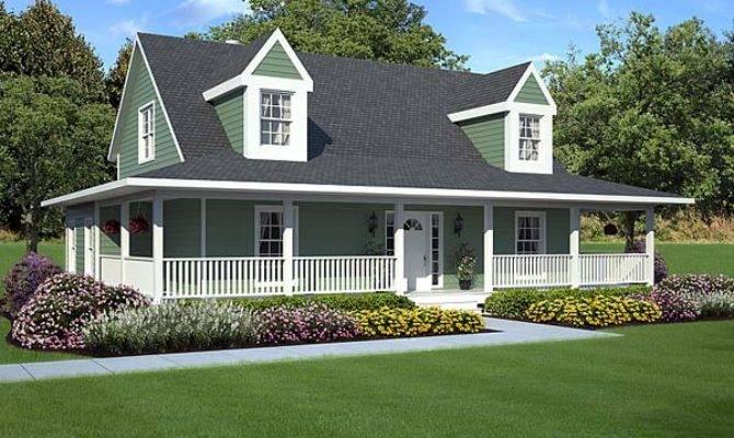 House Plans Wrap Around Porch Home Designs