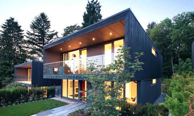 House Project Canadian Suburban Modern