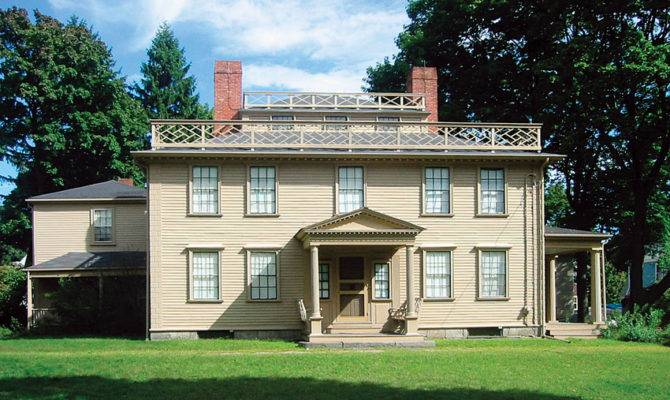 House Quincy Massachusetts National Historic
