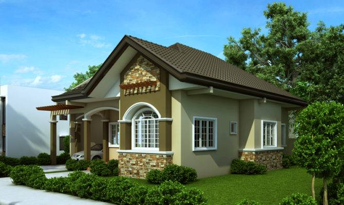 House Simple Bungalow Designs Series Php