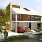 House Simple Modern Architecture Concept Design