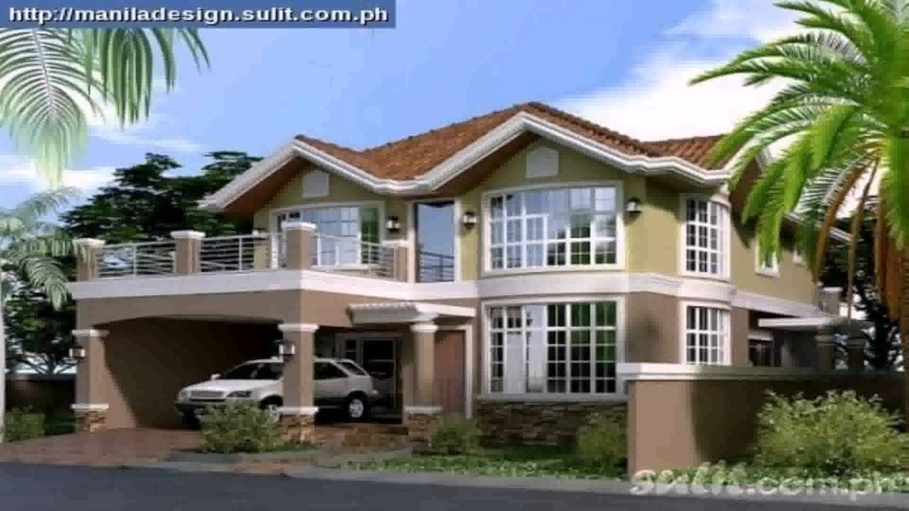 House Terrace Philippines Stainless Bungalow House Plans 145360