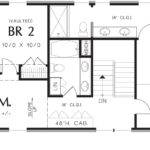 House Thomaston Plan Green Builder Plans