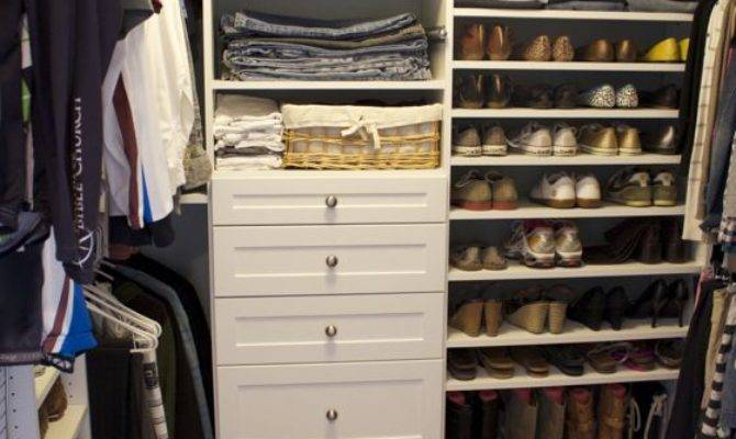 House Tour Master Closet Laundry Room Pleated Poppy