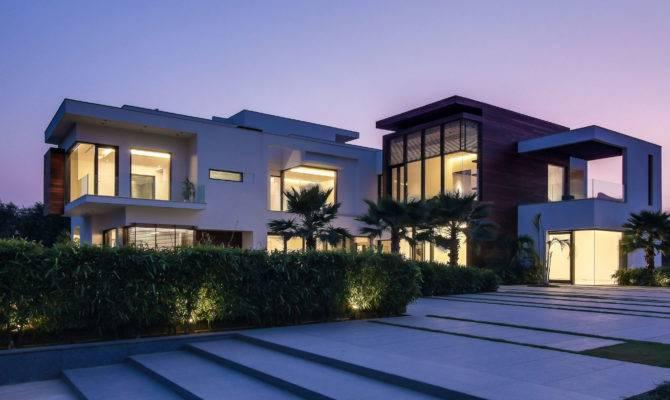 House Using American Modern Design Home Interior