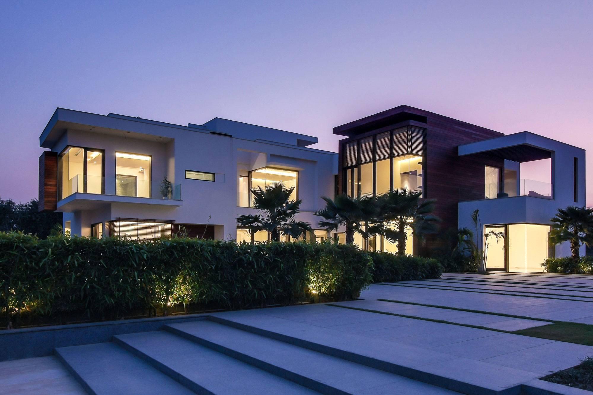 House Using American Modern Design Home Interior - House ...