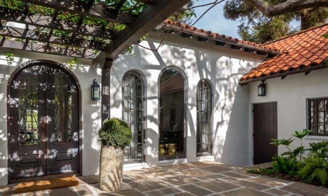 House Week Authentic Spanish Revival Home