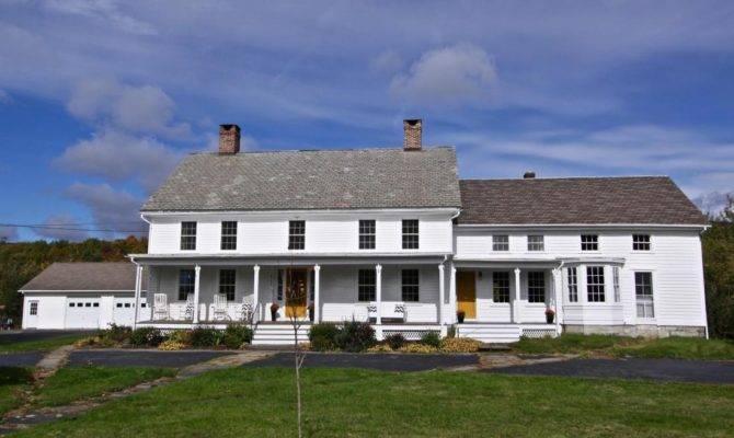 House Week Colonial Farmhouse Predates