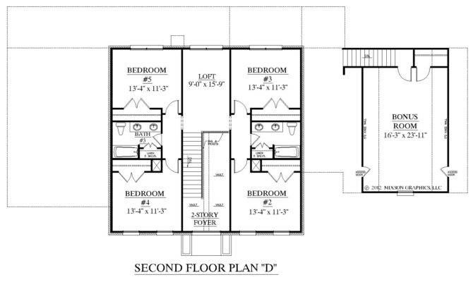 Houseplans Biz House Plan Albany