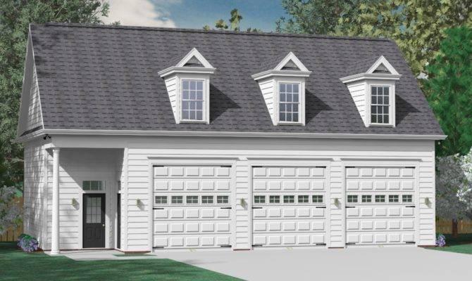 Houseplans Biz House Plan Garage