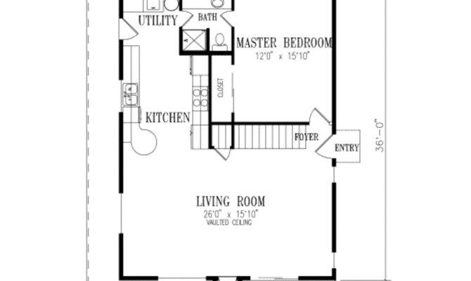 Houseplans Main Floor Plan