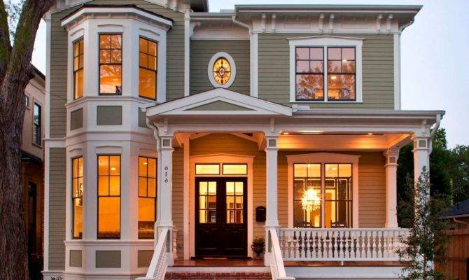 Houses Bay Windows Home Design