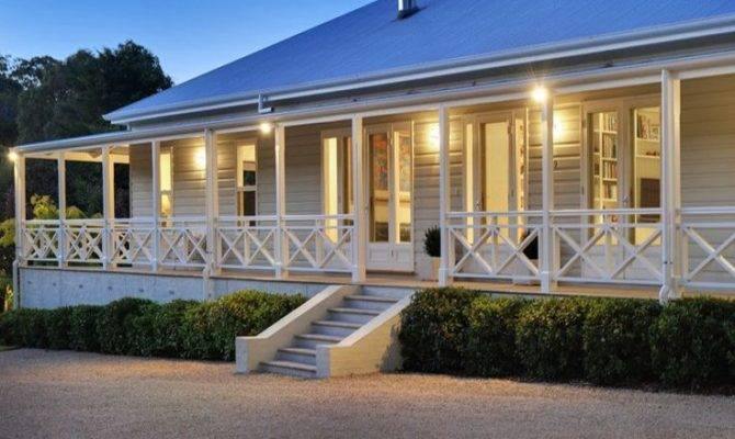 Houses Braesid Roads Australia Country House Dreams