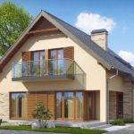 Houses Glass Balconies Refined Design Houz Buzz