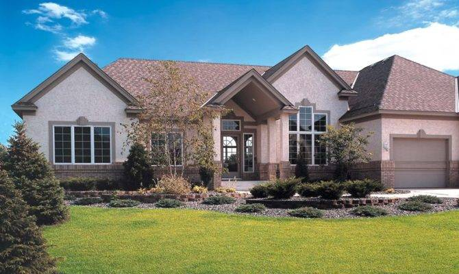 Houses Photograph Ranch Style Homes Walkout