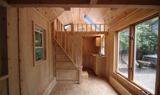 Houses Want Pinterest Tiny House Homes