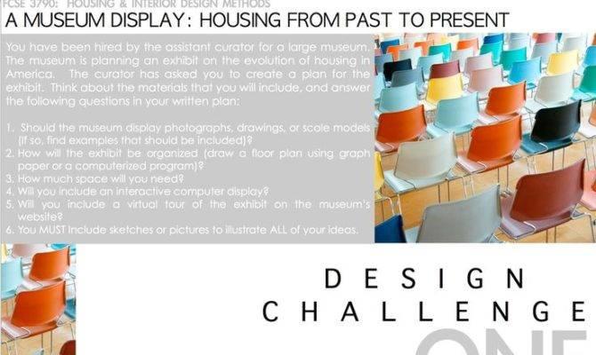 Housing Interior Design Lesson Plans Planning
