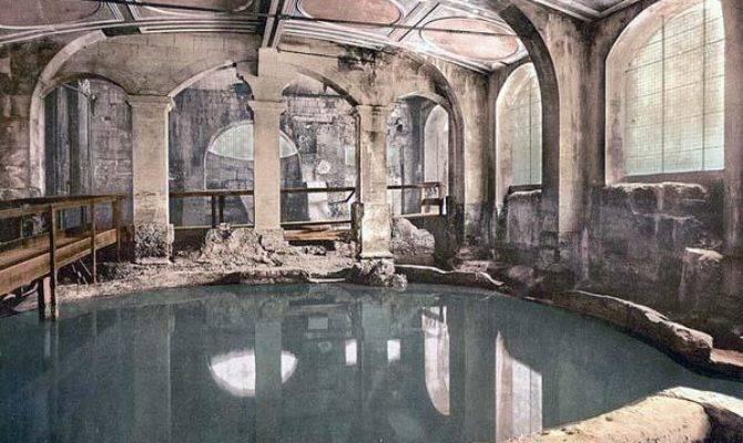 Hpanwo Bath Roman Baths