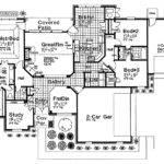 Huge Mansion Blueprints House Plans