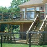 Huge Second Story Deck Patio Pool Ideas Pinterest