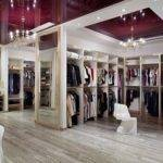 Huge Walk Closets Design Decoration