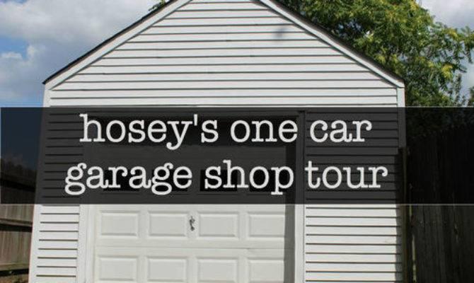 Humble One Car Garage Shop Tour Video Patrick
