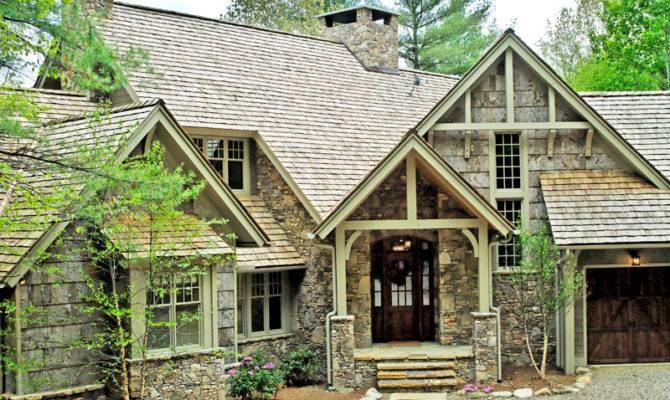 Humphrey Creek Rustic Home Plan House Plans