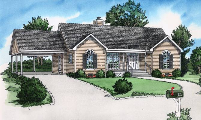 Hunnewell Ranch Home Plan House Plans More