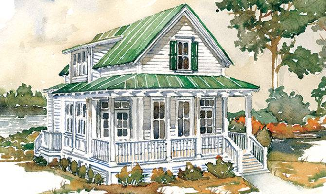 This 15 Southern Living Small Cottage Plans Will End All Arguments Over Clear House Plans