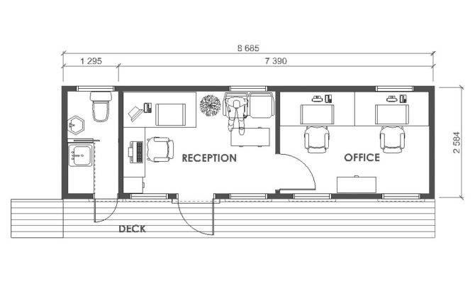 Idea Wind Garden Office Design Plans