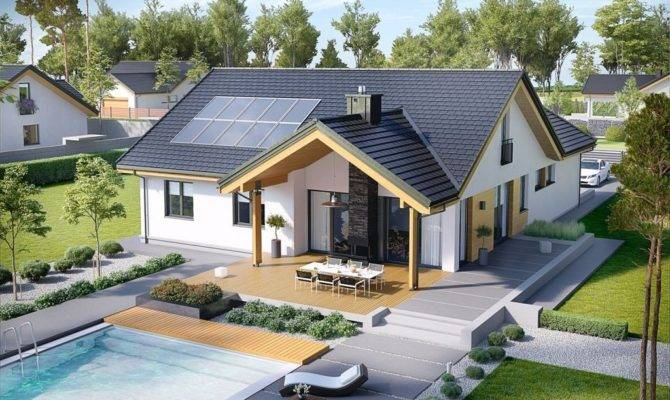 Ideal House Design Exterior Home Architecture Plans