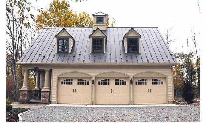 Ideas Car Garage Plans Loft Home House