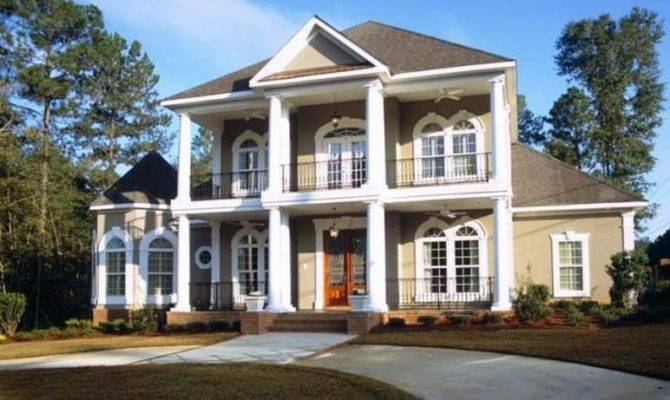 Ideas Colonial Home Plans Modern Design