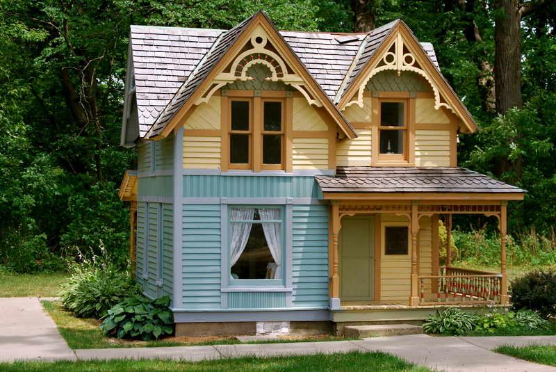 Ideas Design Tiny House Floor Plans