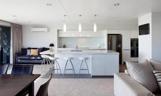 Ideas Kitchen Living Room One Place