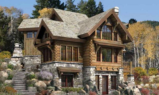 Ideas Log Cabin Floor Plans Project Best