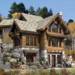 Ideas Log Cabin Floor Plans Project Homes Sale