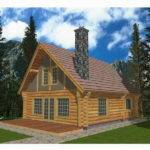 Ideas Log Cabin Floor Plans Project Nice