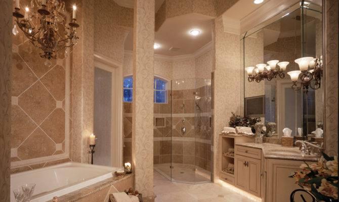 Ideas Master Bathroom Floor Plans Classic