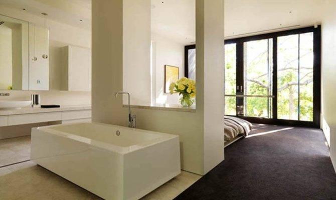 Ideas Master Bedroom Ensuite Modern Interior Design
