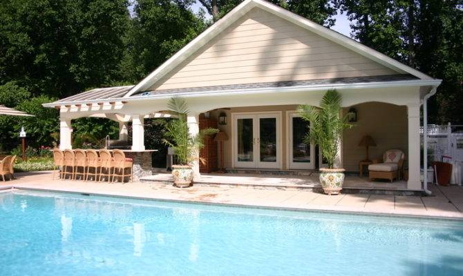 Ideas Pool House Designs Design Decor Makerland