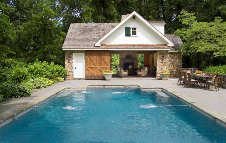 Ideas Pool House Designs Design Decor Makerland House Plans 80162