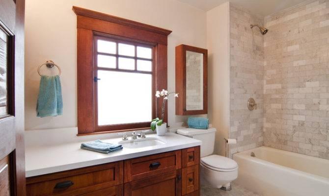 Ideas Remodel Your Craftsman Bathroom