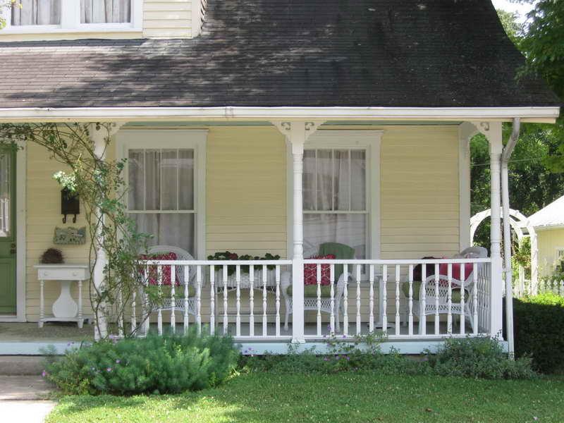 Ideas Simple Front Porch Designs