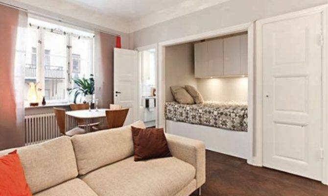 Ideas Turn Living Room Into Bedroom Small