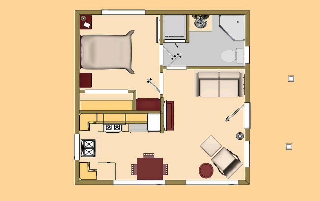 Ikea Small Es Floor Plans Tiny