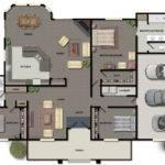 Imposing Floor Plans Idea