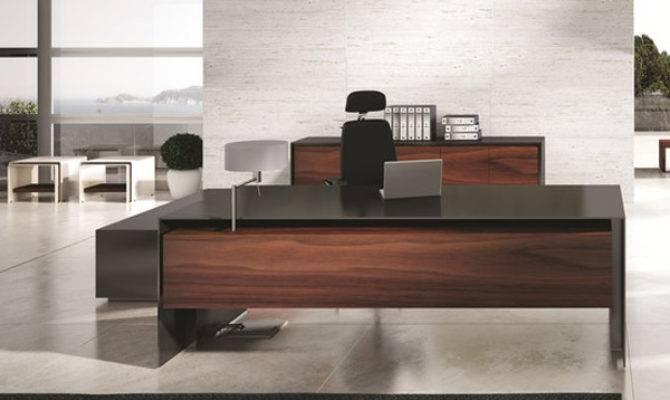 Imposing Massive Office Desk Ece Yalim Design Studio
