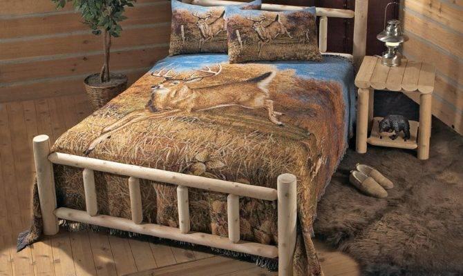 Impressive Country Rustic Bedroom Interior Design Ideas