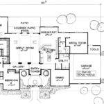Impressive Hacienda Style House Plans
